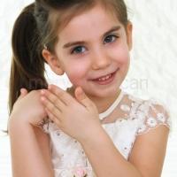 İpek Nur 4 Yaşında