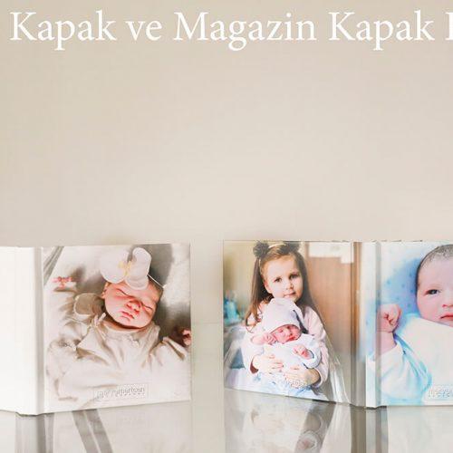 Foto Kapak ve Magazin Kapak Farkı